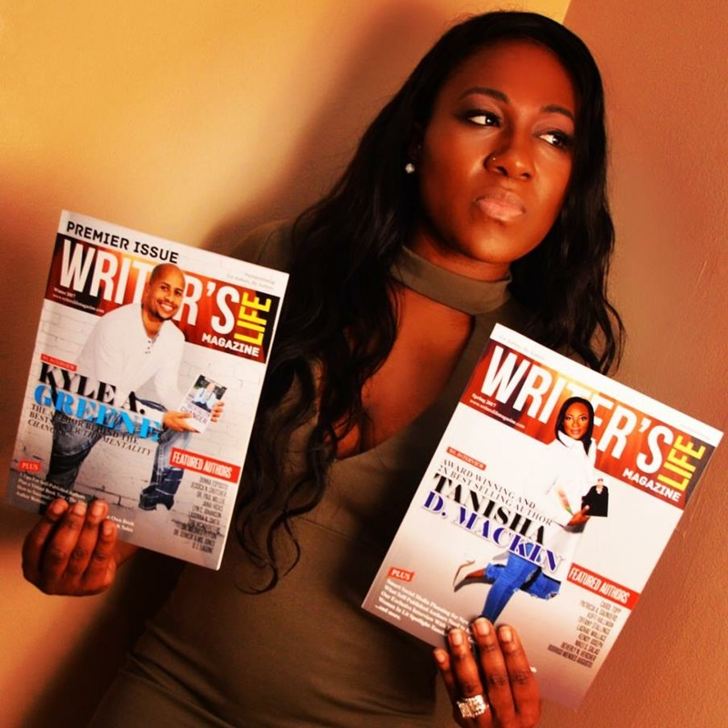 LaDonna N. Smith, Award Winning Author and Founder of Writer's Life Magazine Shares Her Secret to Success