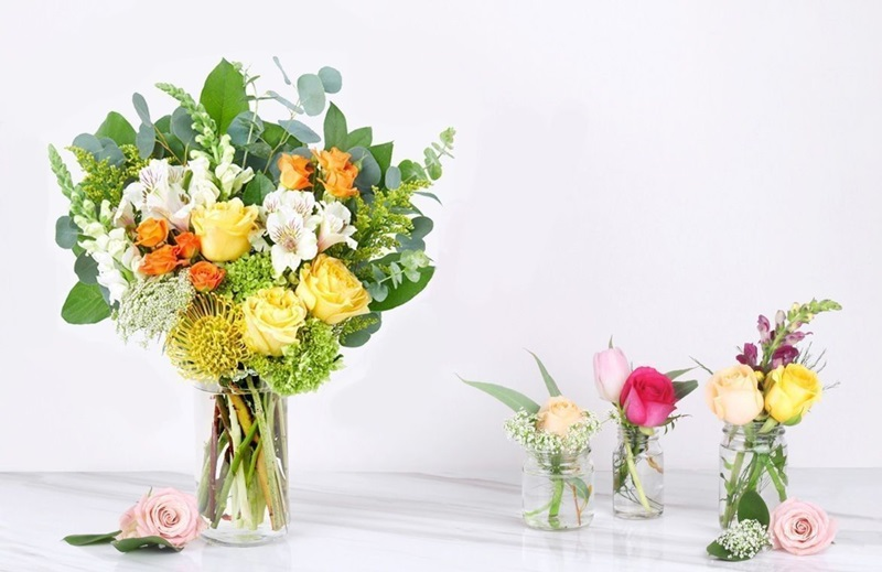 Modern Flower Arrangements at Budget-Friendly Prices
