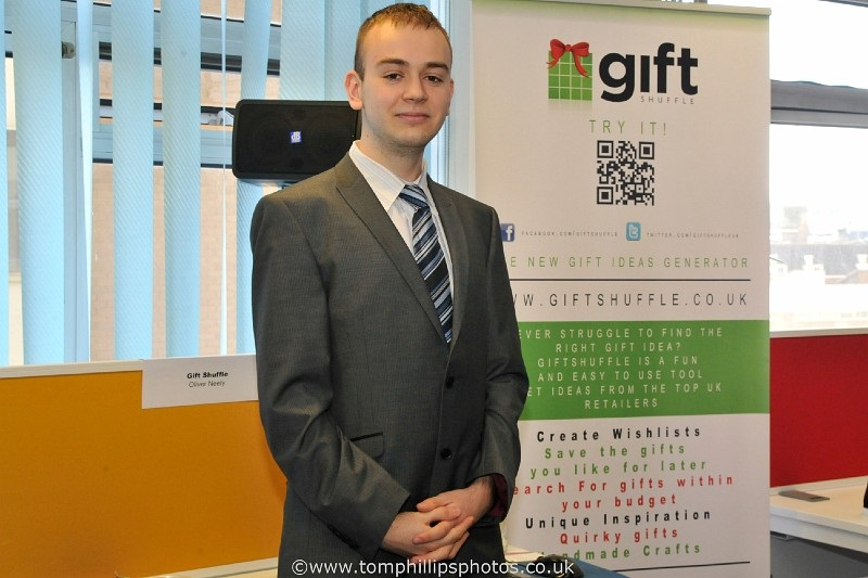 Interview with Oliver Neely - Founder of Giftshuffle