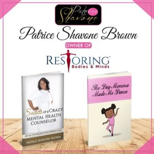 Interview with Patrice Shavone Brown