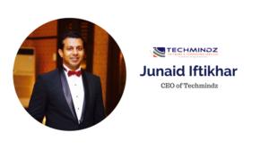 Interview with Junaid Iftikhar