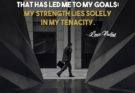 how do you achieve your goals