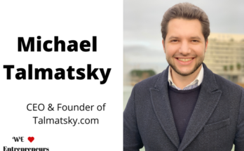Interview with Michael Talmatsky
