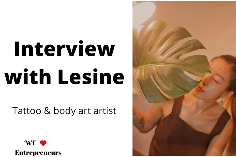 Interview with Lesine