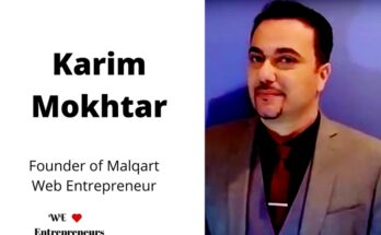 Interview with Karim Mokhtar