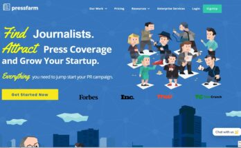 Pressfarm to Attract Press Coverage