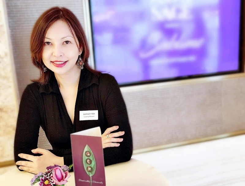 Shirley Tay : Lifestyle Influencer