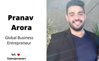 Interview With Pranav Arora