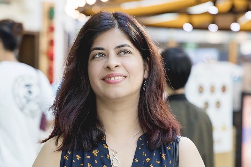 Interview with Shubhada Bhide, Founder of RainbowDiaries, Influencer and Founder of SocialMediaMomSG
