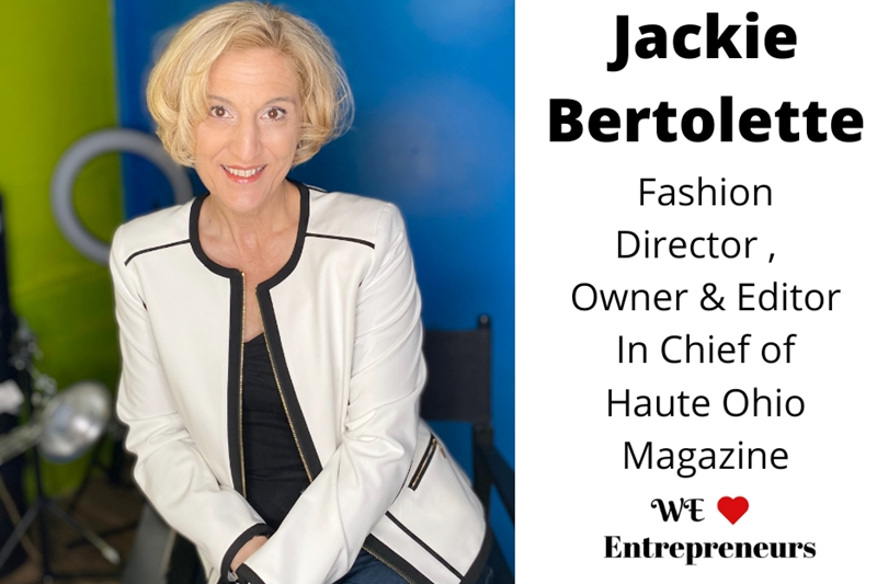 Interview with Jackie Bertolette