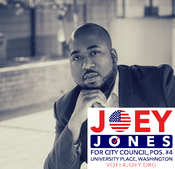 Interview with Joey Jones, Influencer, Communications Leader & Political Candidate